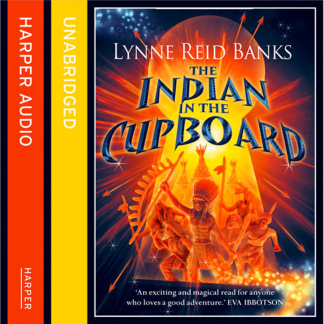 A book report on the indian in the cupboard a book by lynne reid banks