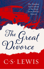 The Great Divorce Paperback  by Clive Staples Lewis