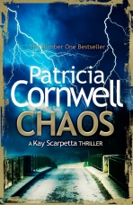 Chaos Hardcover by Patricia Cornwell