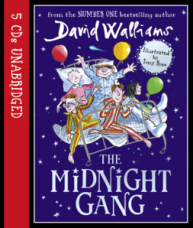 The Midnight Gang  Unabridged edition by No Author