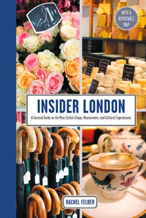 Insider London Hardcover  by